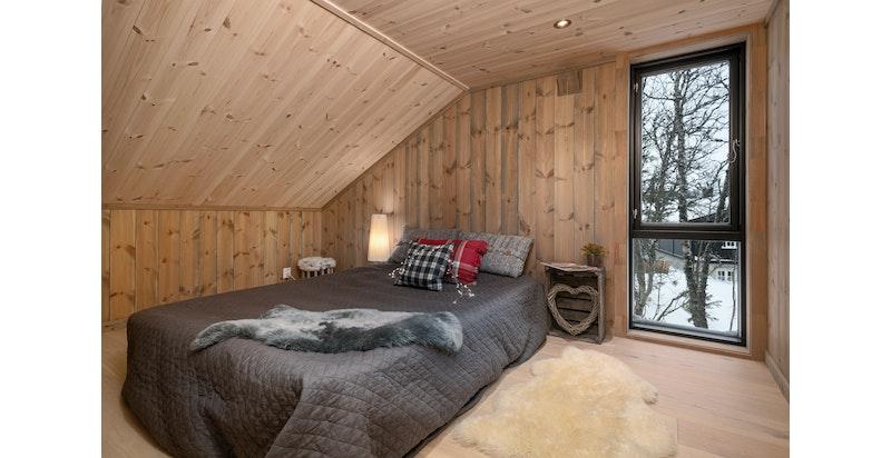 Bilde fra lignende hytte oppført ved Ørnenipa.