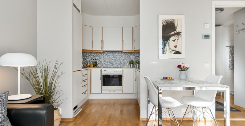 Dersom leiligheten ønskes møblert kan inventaret kjøpes av eier.