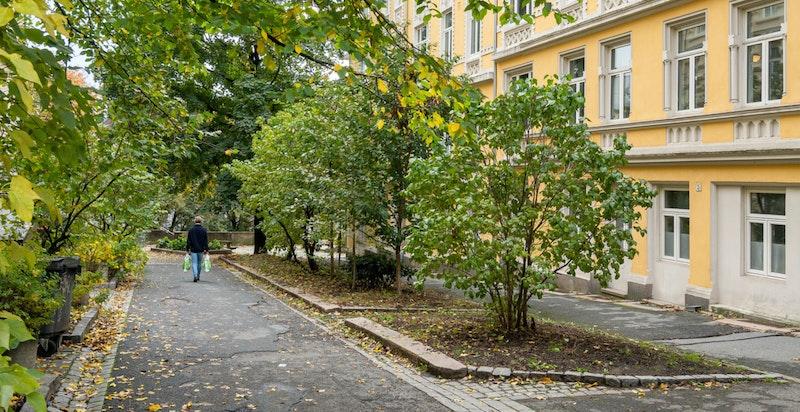 Områdebilde - Glückstads gate 1