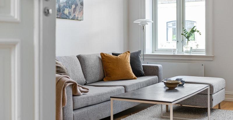 Detalj stue