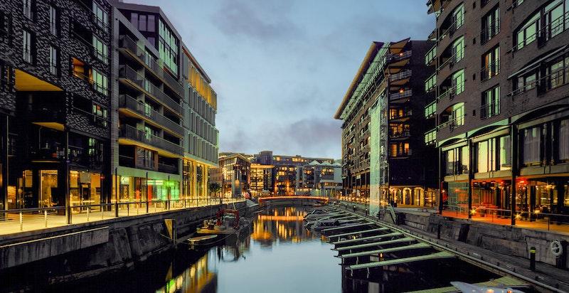 Nærområdet - Aker Brygge / Tjuvholmen