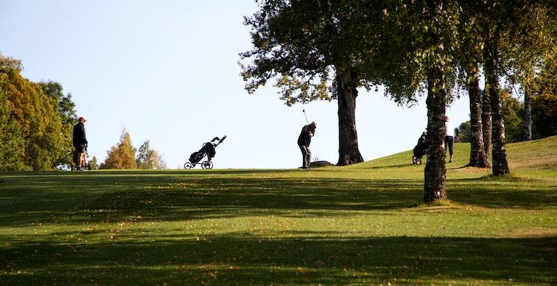 Nærområde - Asker golfbane ligger en kort kjøretur unna