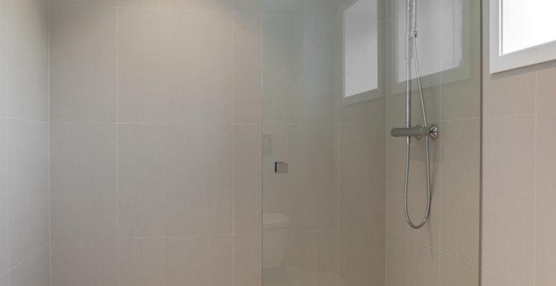 Fra dusjbadet