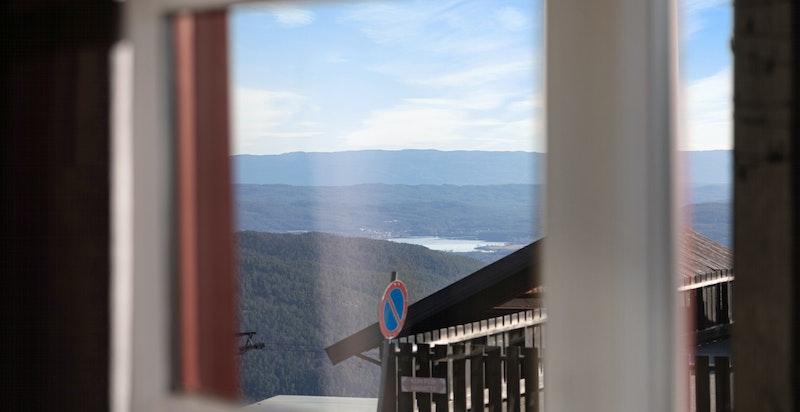 Utsikt fra stua