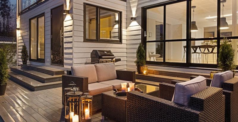 En unik bolig med svært attraktiv beliggenhet på Strand/Holtekilen- sjelden mulighet.