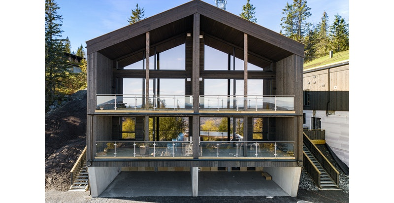 Velkommen til Fjellhvil leil B1. Innflyttingsklar nyoppført leilighet.