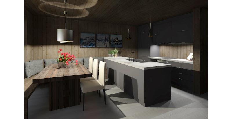 Illustrasjonsbilde, kjøkken