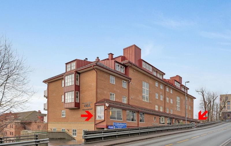 Velkommen til Gamle Drammensvei 44.