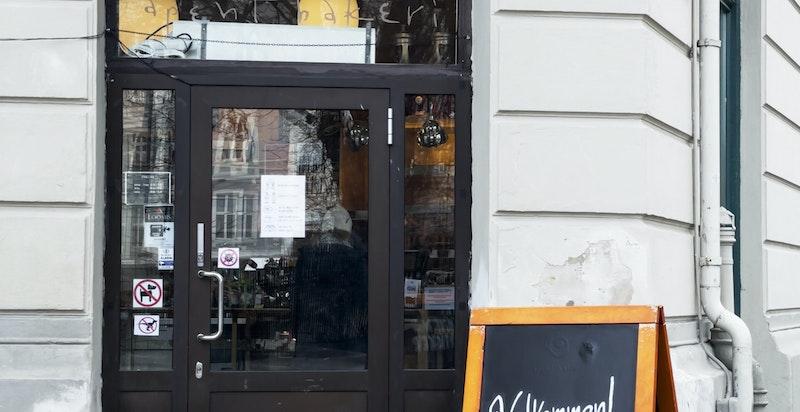 Kort vei til en rekke hyggelige kaféer og spisesteder i nabolaget.