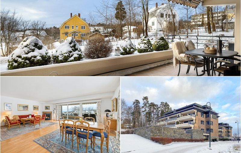 Velkommen til Sognsvannsveien 27 A - leilgheten ligger i det første bygget med fri utsikt mot nærområdet og fjorden. Denne bør sees!