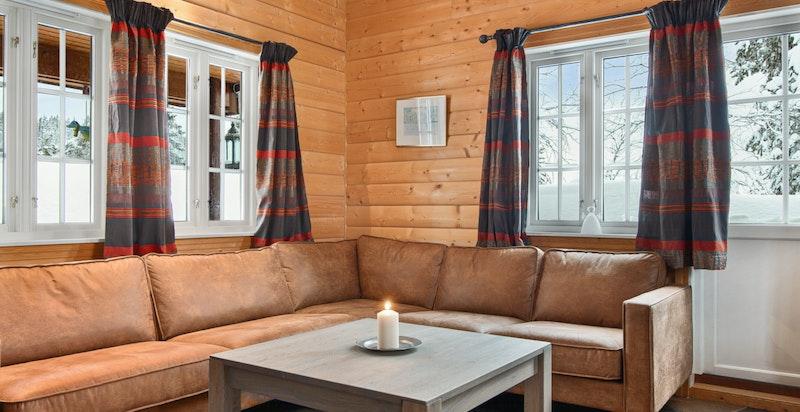 Sofakrok i stue