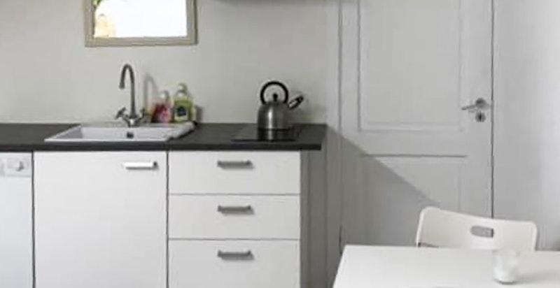 Kjøkken i separat del (selgers bilder )