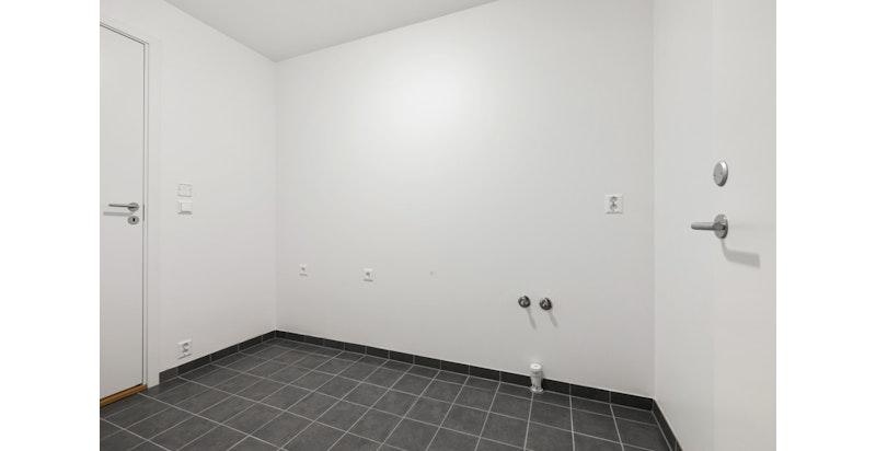 Vaskerom. Bildet er fra snr 1. Denne sekjonen er speilvendt