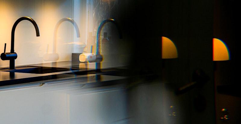 Detalj kjøkken