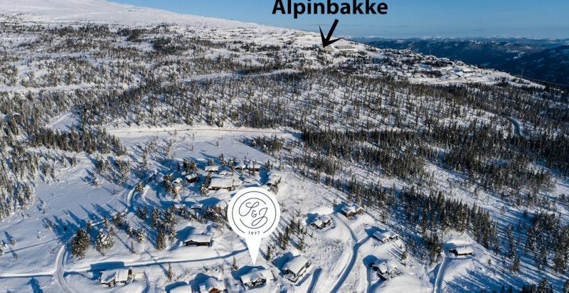 Velkommen til Puttansetra! Langrennsløyper rett ved hytta og kort kjøretur til alpinanlegget