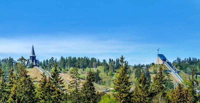Velkommen til vakre Voksenkollen, et perfekt sted for alle som setter pris på umiddelbar nærhet til marka, frisk luft og spektakulær utsikt