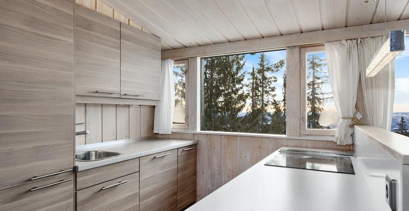 Moderne kjøkken