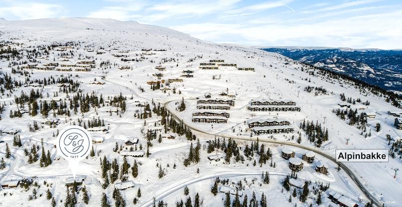 Velkommen til Tiurveien, med perfekt beliggenhet på Norefjell