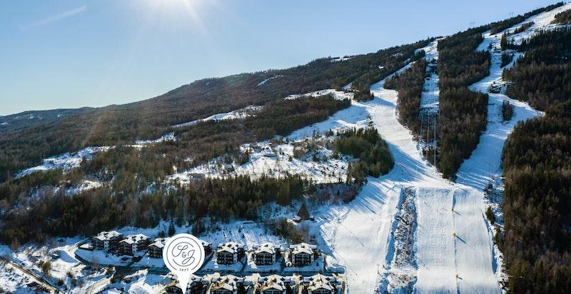 Velkommen til Norefri! Perfekt beliggenhet i forhold til alpinanlegget