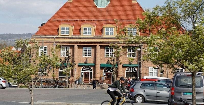 Bakeriet på Damplassen i Ullevål hageby har en historie som går tilbake til begynnelsen av 1920 tallet.