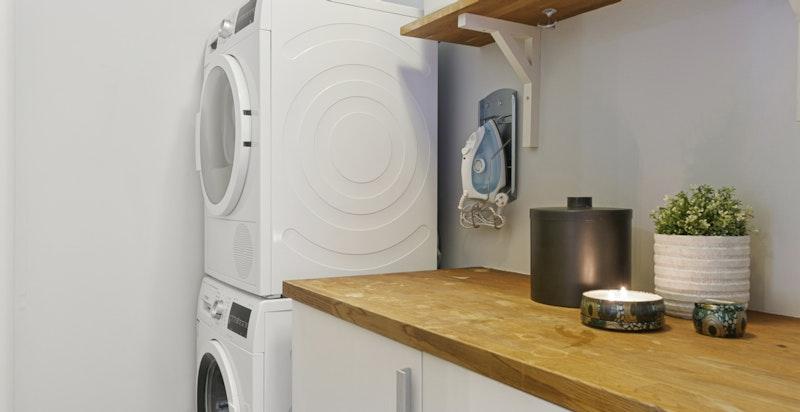 Separat vaskerom