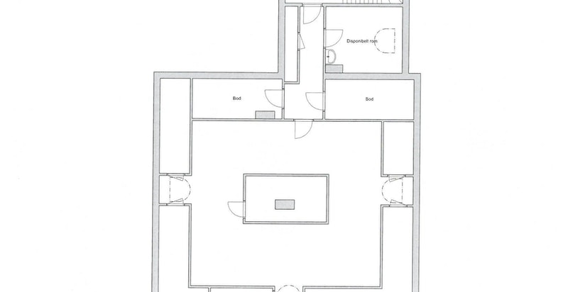 Hovedhus Loft