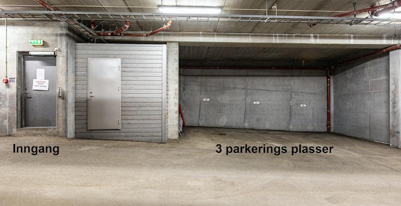 Garasjeplasser
