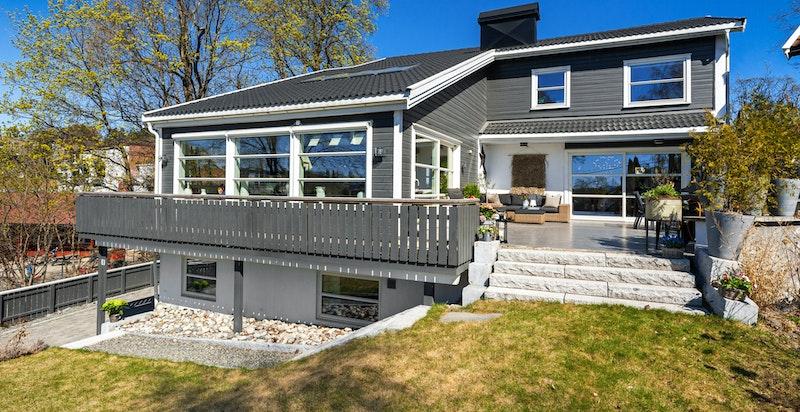 Velkommen til Ullern Gårds vei 8