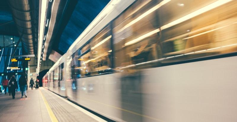 Kun 3 minutter unna ligger Løren T-banestasjon.