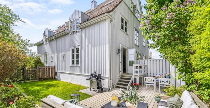 Svalbardveien 1B v/Christian A. Aamodt - Sem & Johnsen