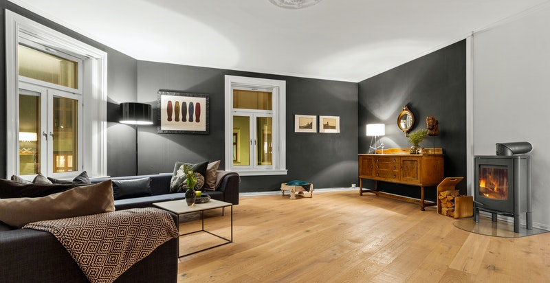 Velkommen til Waldemar Thranes gate 36 A - en innbydende og moderne leilighet i et attraktivt boligområde på St.Hanshaugen.