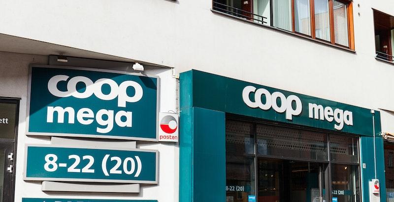 CoopBislett ligger like i nærheten, i tillegg Kiwi og Rema1000 innen kort gangavstand