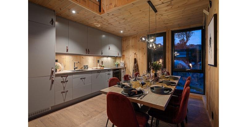 4 kjøkken