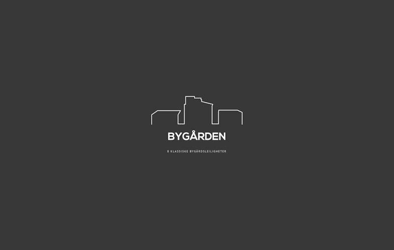 Eksempelbilder på standarden, Bygården i Akersveien (Bestill prospekt for å se komplett leveransebeskrivelse)