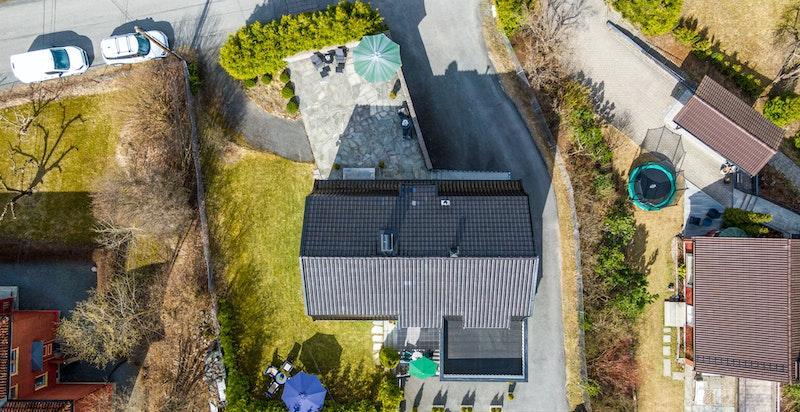 Oversiktsbilde - Voll terrasse 3 A