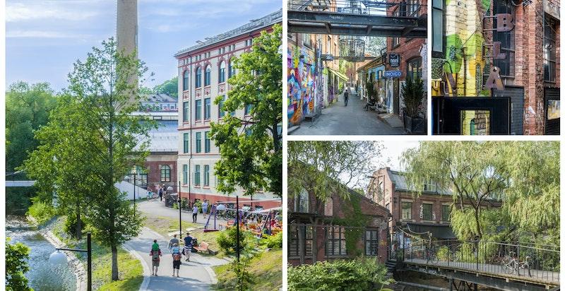 Grünerløkka er muligens Oslos mest kjente bydel, og det er ikke uten grunn. Ingen andre steder kjenner du den urbane og kontinentale pulsen sterkere enn på «Løkka».