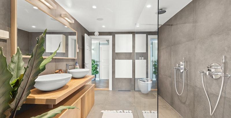 Dette er virkelig en flott leilighet som ny eier enkelt vil kunne trives i.