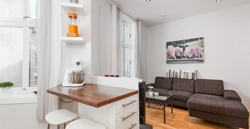 Velkommen til Eilert Sundts gate 55, en meget koselig 1-roms leilighet i en stille og rolig sidegate til Bogstadveien