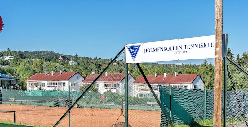Holmenkollen tennis klubb