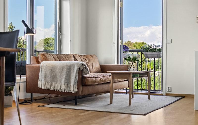 Dette er en fantastisk 3-roms leilighet med smart plaløsning og god intern beliggenhet