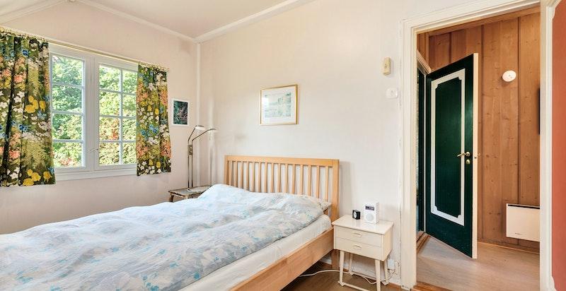 2. etasje har tre soverom av god størrelse