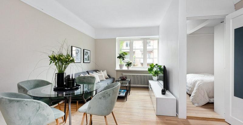 Velkommen til denne fine leiligheten i Nobels gate 23 - Presentert av Caroline S. Stensrød / Sem & Johnsen