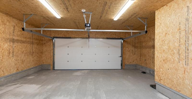 Garasje og kjeller