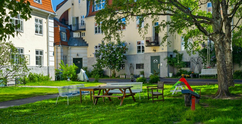 Lindern Haveby er et svært ettertraktet bosted for barn og vokse i alle aldre.