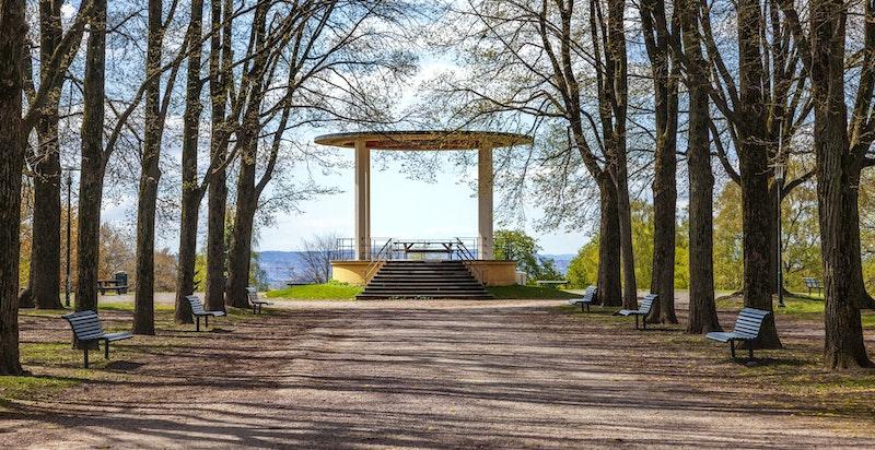 Koselige Torshovparken