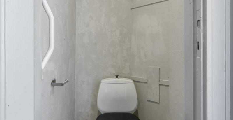 """Gjeste-WC eller toalett til """"hybel"""""""