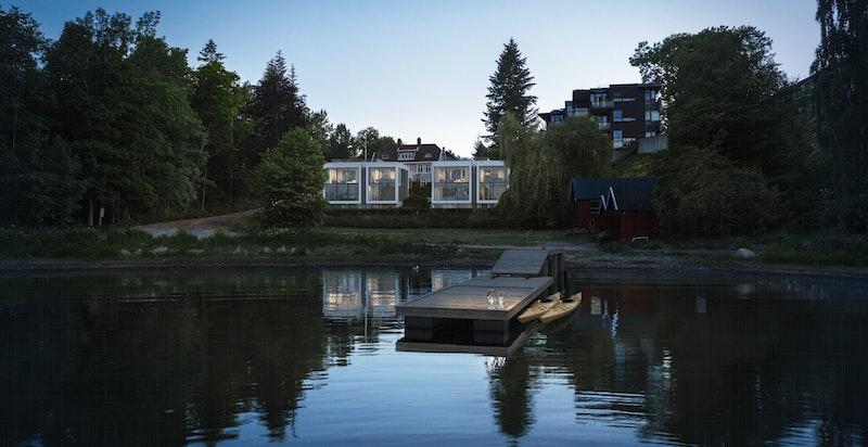 Bygdøynesveien 12A - Prosjektert villa utenom det vanlige!