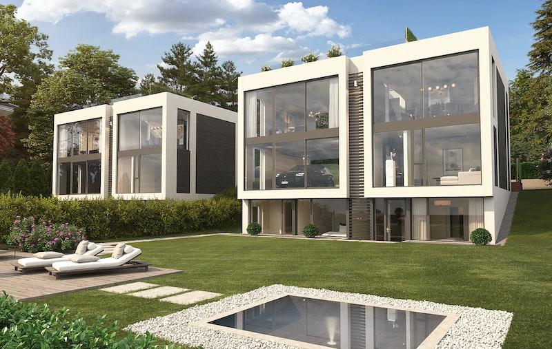 Gjennomtenkt arkitektur, design og komfort.