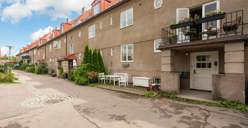 Ullevål Hageby er landets største, mest varierte og sammensatte hagebyanlegg med vakker og ærverdig bebyggelse.