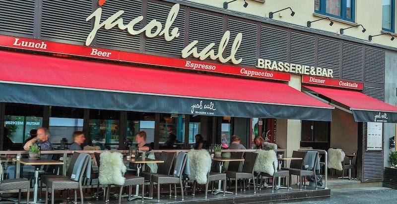 Det er flere restauranter i kort gangavstand unna